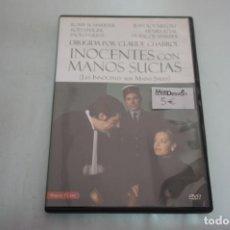 Cine: (5-B3) - 1 X DVD / INOCENTES CON MANOS SUCIAS / CHAUDE CHABROL. Lote 195412952