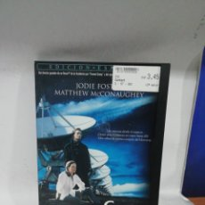 Cine: (S 363)CONTACT - DVD SEGUNDA MANO. Lote 195412982