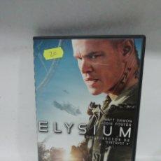 Cine: (S 363) ELISYUM- DVD SEGUNDA MANO. Lote 195413527