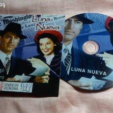 Cine: DVD-LUNA NUEVA ( GARY GRANT - ROSALIND ) - VER FOTOS. Lote 195429632