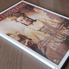 Cine: LA DUQUESA KEIRA KNIGHTLEY DVD CAJA FINA SEMINUEVO K. Lote 195436891