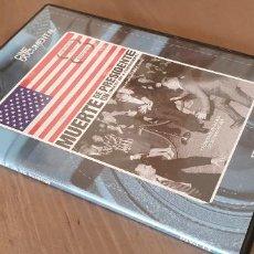 Cine: MUERTE DE UN PRESIDENTE DEATH OF A PRESIDENT CINE DOCUMENTAL GABRIEL RANGE DVD CAJA FINA K. Lote 195437118