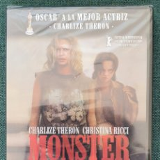 Cine: MONSTER. DVD. CHARLIZE THERON. PRECINTADO. Lote 195443593