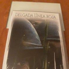 Cine: LA DELGADA LÍNEA ROJA. Lote 195443736