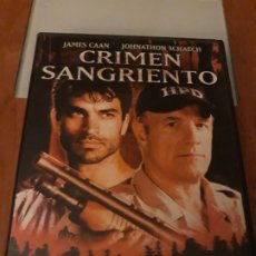 Cine: CRIMEN SANGRIENTO. Lote 195444275