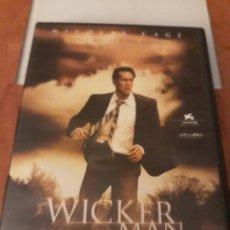 Cine: WICKER MAN. Lote 195444592