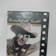 Cine: (B 51)RANDOLPH SCOTT - DVD NUEVO PRECINTADO. Lote 195453285