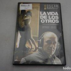 Cine: (5-B4) - 1 X DVD / LA VIDA DE LOS OTROS / FLORIAN HENCKEL, VON DONNERSMARCK. Lote 195453332