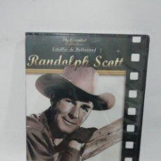 Cine: (B 51)RANDOLPH SCOTT - DVD NUEVO PRECINTADO. Lote 195453386