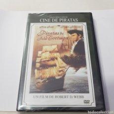 Cine: (B54) PIRATAS DE ISLA TORTUGA ‐ DVD NUEVO PRECINTADO. Lote 195466502
