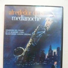Cine: ALREDEDOR DE LA MEDIANOCHE. Lote 195466528