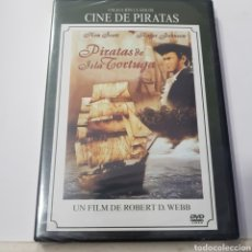 Cine: (B54) PIRATAS DE LA ISLA TORTUGA ‐ DVD NUEVO PRECINTADO. Lote 195466572