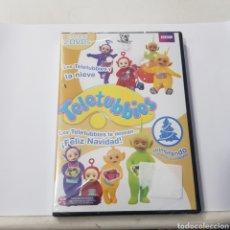 Cine: (B54) TELETUBBIES ‐ DVD NUEVO PRECINTADO. Lote 195466683