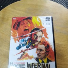 Cine: NOCHE INFERNAL ( CHRISTOPHER LEE PETER CUSHING) ES NUEVA Y PRECINTADA. Lote 195466711