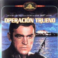 Cine: OPERACIÓN TRUENO SEAN CONNERY . Lote 195471907