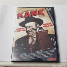 Cine: (S367) CIUDADANO KANE ‐DVD SEGUNDA MANO. Lote 195471910
