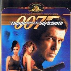 Cine: 007 EL MUNDO NUNCA ES SUFICIENTE PIERCE BROSNAN. Lote 195472187