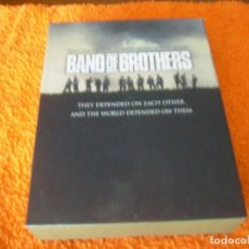 Cine: BAND OF BROTHER PACK / TOM HANKS AND STEVEN SPIELBERG. Lote 195478327