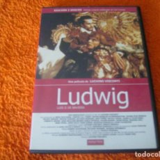 Cine: LUDWIG / LUCHINO VISCONTI 2 DISCOS. Lote 195480975