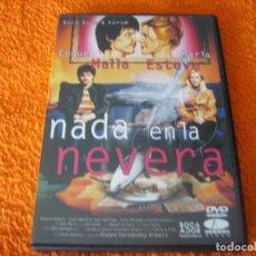Cine: NADA EN LA NEVERA / ALVARO FERNANDEZ DESCATALOGADA . Lote 195481116