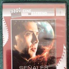 Cine: SEÑALES DE FUTURO. DVD. NICOLAS CAGE. PRECINTADO. Lote 195483075