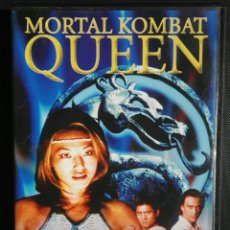 Cine: MORTAL KOMBAT QUEEN DVD. Lote 195484346
