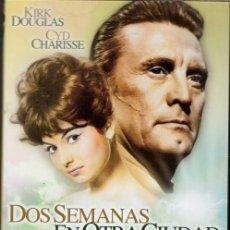 Cine: DOS SEMANAS EN OTRA CIUDAD DVD (V. MINELLI + K. DOUGLAS)BUSCALA Y COMPRATELA. ES DIFÍCIL CONSEGUIRLA. Lote 195503070