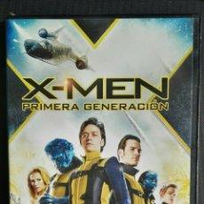 Cine: X-MEN PRIMERA GENERACIÓN DVD. Lote 195515080