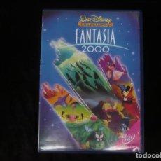 Cine: FANTASIA 2000 - DVD COMO NUEVO. Lote 195515085