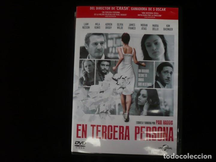 EN TERCERA PERSONA - DVD COMO NUEVO (Cine - Películas - DVD)