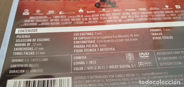 Cine: EL MUNDO ES NUESTRO ALFONSO SANCHEZ DVD K - Foto 3 - 195515215