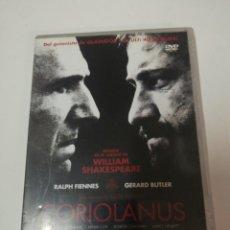 Cine: CORIOLANUS DVD. Lote 195517583