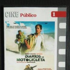 Cine: DIARIOS DE MOTOCICLETA DVD. Lote 195518703