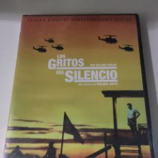 Cine: LOS GRITOS DEL SILENCIO [ DVD ] - PRECINTADO -. Lote 195527736