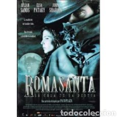 Cine: ROMASANTA DVD. Lote 195530577