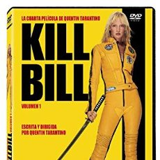 Cine: DVD KILL BILL. Lote 195530758