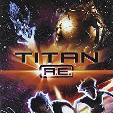 Cine: DVD TITAN. Lote 195530855