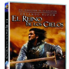 Cine: DVD EL REINO DE LOS CIELOS. Lote 195531443