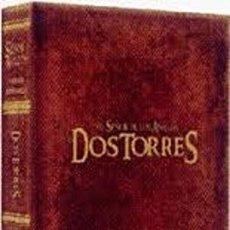 Cine: EL SEÑOR DE LOS ANILLOS II: LAS DOS TORRES (DVD) VERSION EXTENDIDA. Lote 195532413