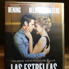 Cine: LAS ESTRELLAS DE CINE NO MUEREN EN LIVERPOOL DVD 2017 DRAMA. ROMANCE - ANNETTE BENING , JAMIE BELL -. Lote 195533172