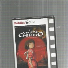 Cine: VIAJE DE CHIHIRO. Lote 195534195