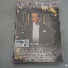 Cine: (6-B1) - 1 X DVD / MUJERES EN VENECIA / JOSEPH L. MANKIEWICZ. Lote 195539248