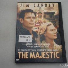 Cine: (6-B1) - 1 X DVD / THE MAJESTIC - JIM CARREY. Lote 195539450