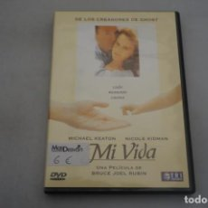 Cine: (6-B1) - 1 X DVD / MI VIDA - MICHAEL KEATON, NICOLE KIDMAN / BRUCE JOEL RUBIN. Lote 195539502