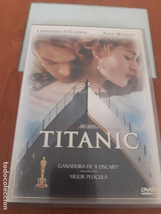 TITANIC (Cine - Películas - DVD)