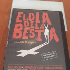 Cine: EL DÍA DE LA BESTIA. Lote 195553425