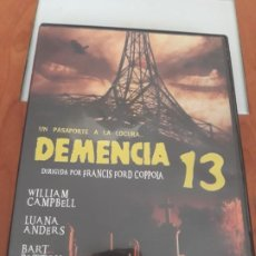 Cine: DEMENCIA 13. Lote 195553786