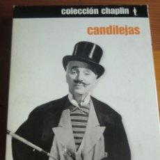 Cine: 2 DVD CANDILEJAS (1952) DE CHARLES CHAPLIN. EDICIÓN COLECCIONISTA. MUY BUEN ESTADO. Lote 217957730
