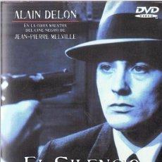 Cine: EL SILENCIO DE UN HOMBRE ALAIN DELON . Lote 195645777