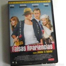 Cine: MÁS FALSAS APARIENCIAS (F. AP. 2 ) DVD PELÍCULA COMEDIA BRUCE WILLIS ( JIMMY EL TULIPÁN ) PERRY PEET. Lote 195646426